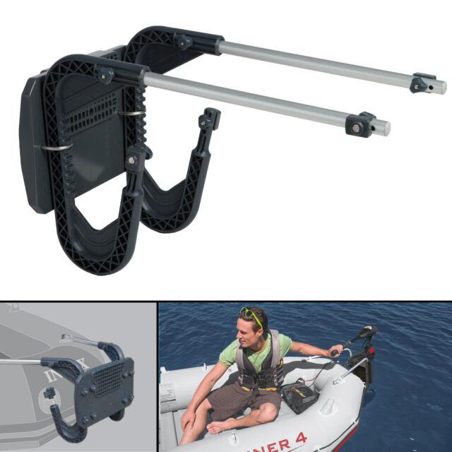 Außenbordmotoren Intex Heckspiegel Motorhalterung Motorspiegel Schlauchboot Ruderboot 68624