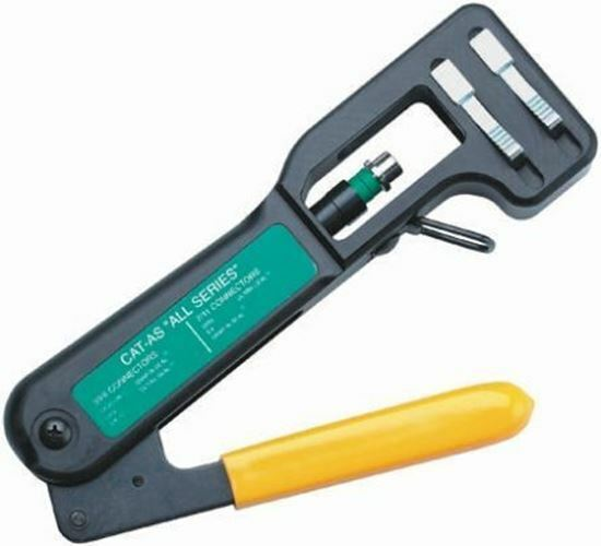 Miller CAT-ASSeries, Crimping Tool For Coaxial Types 11, 7, CAT 59 6