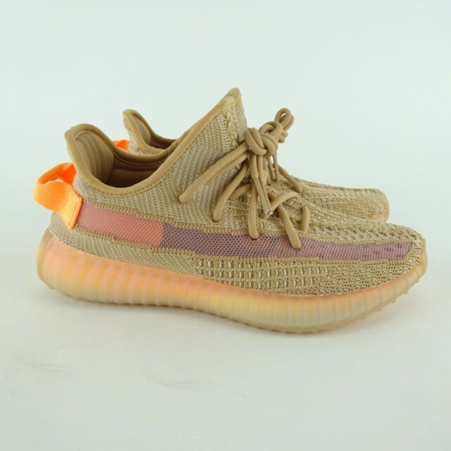 Adidas Yeezy Boost 350 V2 Clay Sneakers Size Men's 6.5 EG7490