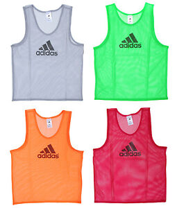 adidas football training vests