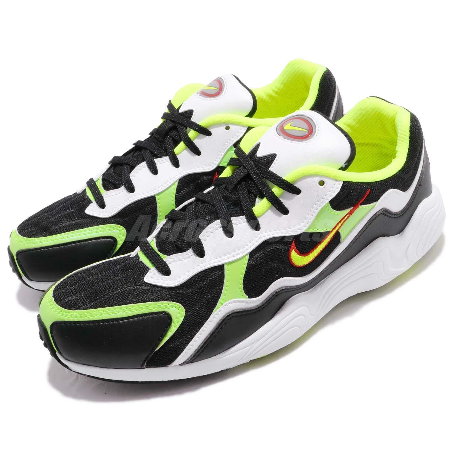 Nike Air Zoom Alpha Black Volt Mens Retro Running shoes BQ8800-003