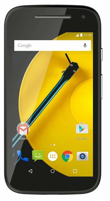 Moto E 2nd Gen 1GB 8GB - 3G - 1Months Seller Warranty- Refurbished