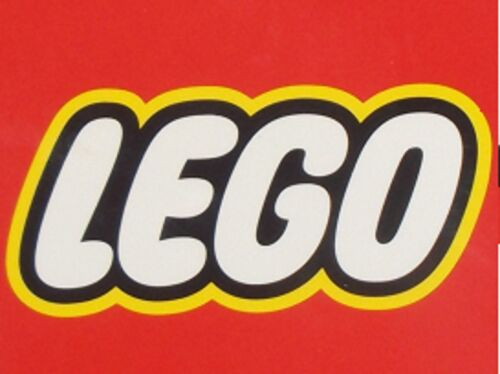 Lego Shoulder Wavy Hair x 1 Yellow for Minifigure