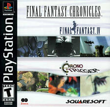 Final Fantasy Chronicles - PS1 PS2 Playstation Game
