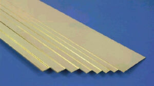 Metal-Craft-Mks-8248-Brass-Strip-64-1000x1x12-Inches-Set-of-1
