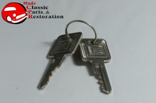 Ignition Switch Door Locks Key Set Chevelle El Camino Monte Carlo GTO Cadillac