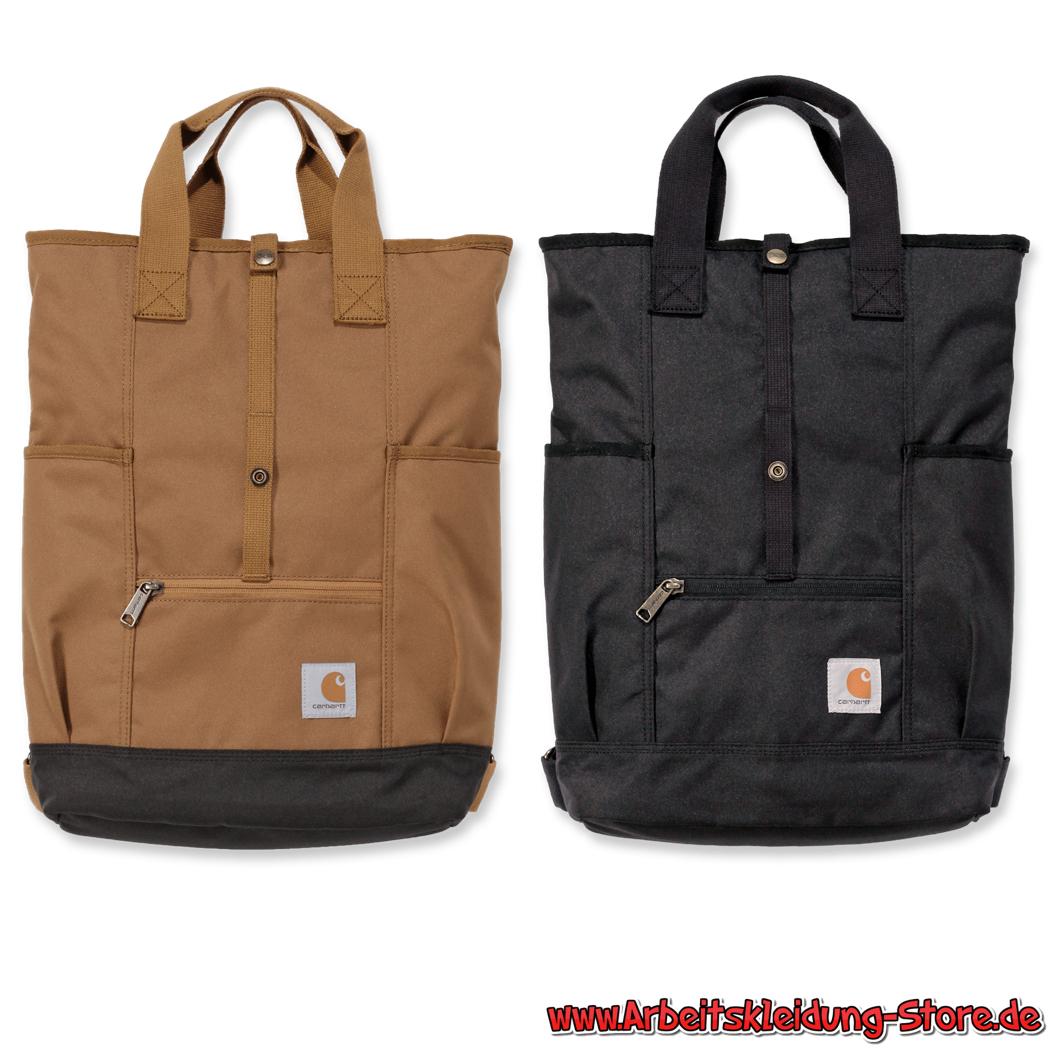 Carhartt Backpack Hybrid - Rucksack   Umhängetasche - 2in1 Rucksack - 137901 NEU