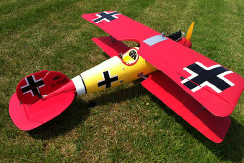 Dynam Albatros D.Va 1270mm Wingspan PNP