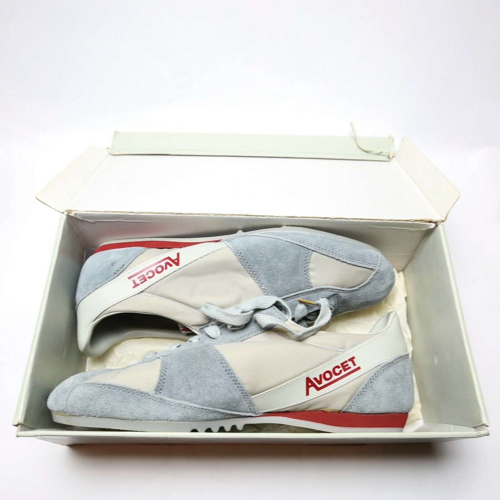 Rare Avocet Model 20 Cycle Touring schuhe Größe 10 In Box