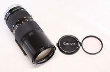 Good++ Canon FD S.S.C SSC 80-200 mm F/4.0 F/4 Lens From Japan