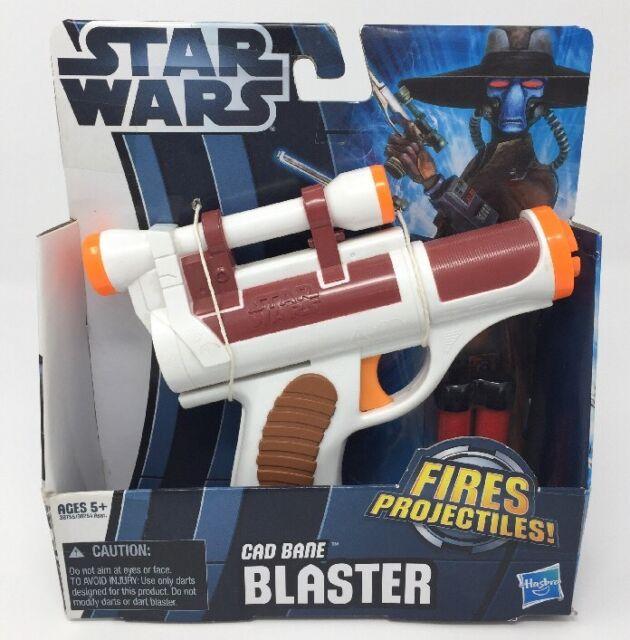Hasbro 38755 Star Wars 2012 Roleplay Toy CAD Bane Blaster