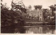 Warwickshire - Nr. Warwick, Guy's Cliffe - Vintage Postcard