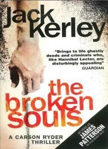 The-Broken-Souls-by-Jack-Kerley-Crime-Thrillers-Book