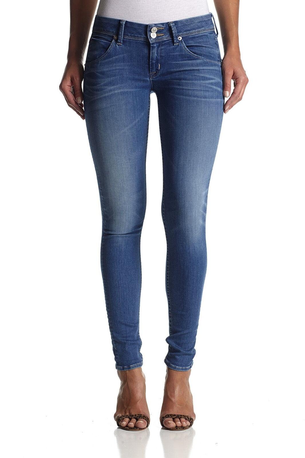 210 Hudson Collin Super Stretch Skinny Jeans Freestyle Reverie W422DEW 28 NWT
