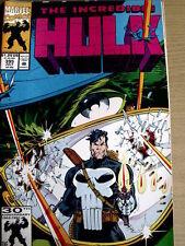 The Incredible Hulk n°395 1992 ed. Marvel Comics [G.182]