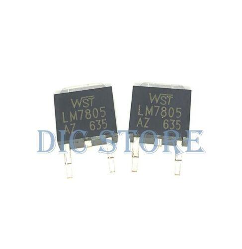 5PCS X LM7805A LM7805 SOT223