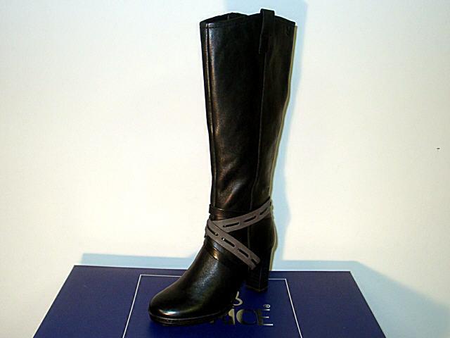 Caprice 9-25507-21 Stiefel Stiefeletten Damenschuhe schwarz Gr.35,5-40 Neu27