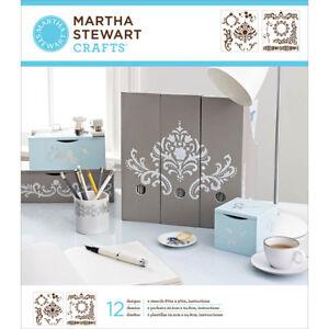 Martha-Stewart-Crafts-Stencils-32255-Flourish