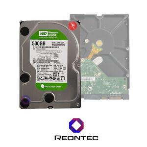 Hard disk 500GB Western Digital Caviar Green WD5000AAVS