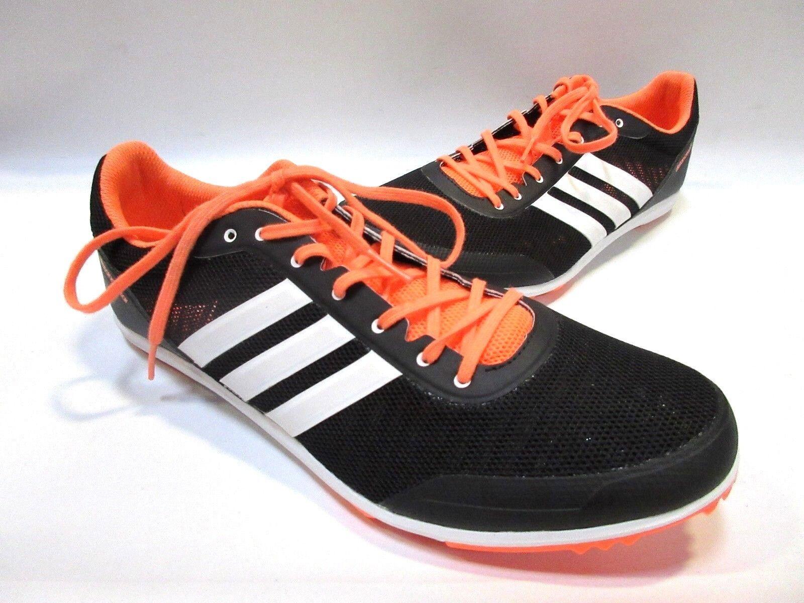 ecf07a8bc13c4 Neu Adidas Herren Distancestar Laufschuhe Schwarz Orange Orange Orange  Größe 10 | Deutschland Outlet 39821c