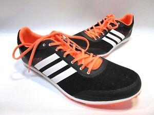 Nuovo Da Adidas Nero Uomo Taglia arancione Scarpe Distancestar 10 Corsa xSAv4q