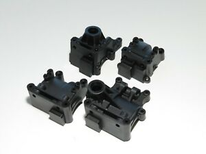 TLR04000 TLR LOSI 8IGHT 3.0 BUGGY NEW FRONT REAR DIFF GEARBOX CASES BULKHEADS