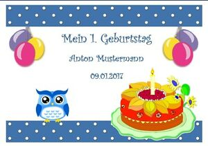 Gaestebuch-Fotoalbum-Geburtstag-Torte-Geschenk-Dekoration-Karte-1-18-25-33-47
