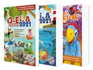 Das-O-Ei-A-3er-Bundle-2021-brandneu-3076-S-O-Ei-A-Figuren-Spielzeug-Spezial