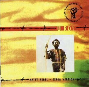 U-Roy-Natty-Rebel-Extra-Version-CD-Album-Etat-Tres-Bon