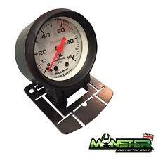 52mm Coche Soporte De Calibre O Gauge pod, Para Boost Gauge, temperatura de aceite de o calibrador de presión