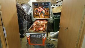 Kiss 1979 Original Pinball Machine - Perfect Playfield & Cabinet Fully Working