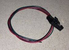 7 pin / 3 wire gentex donnelly rearview mirror wiring pigtail 16