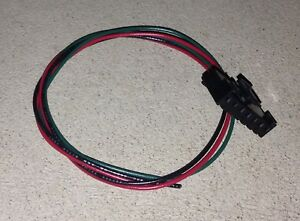 image is loading 7-pin-3-wire-gentex-donnelly-rearview-mirror-