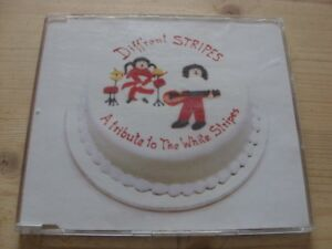 The-Diff-039-rent-Stripes-A-Tribute-To-The-White-Stripes-CD-Single-NM