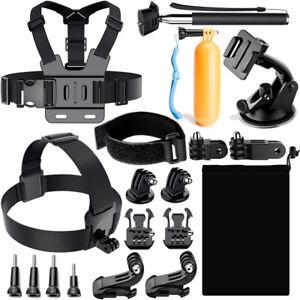 Caricamento dell immagine in corso ZFY-Sports-Action-Camera-Accessories-Kit- for-GoPro- 7f081d87688