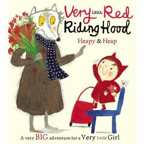 1 of 1 - Heapy, Teresa, Very Little Red Riding Hood, Very Good Book