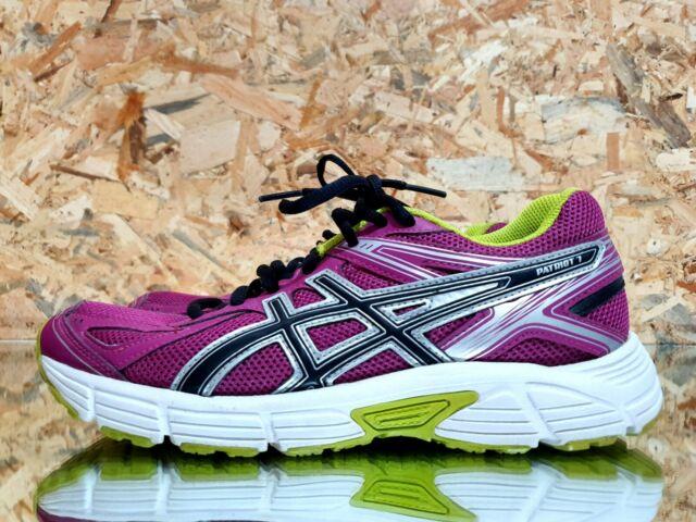 asics patriot 7 women's running shoes usa