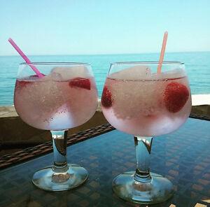 2x-Durobor-Gusto-Gin-Tonic-balloon-glasses-Cocktail-Beer-glass-650ml