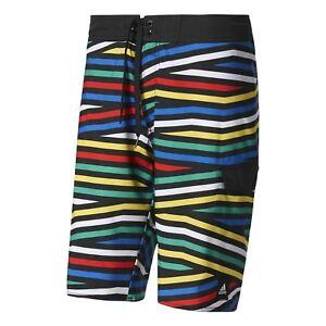 Détails sur Adidas Graphic Short Hommes Natation Bord Piscine Plage Vacances d'été cool neuf afficher le titre d'origine