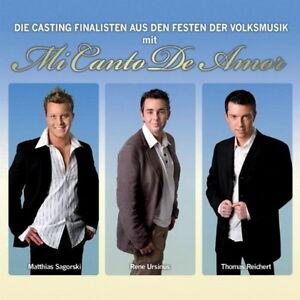 Mi-Canto-De-Amor-Finalisten-Festen-der-Volksmusik-2007-3-Tracks-Maxi-CD