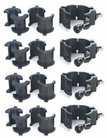 Chauvet 360° Wrap Around O-clamps Truss Light Mounting - 75 Lb Capacity (4 Pack) on sale
