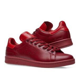 Red Night Raf Smith Simons X Adidas Power Burgundy Stan nvwg8xxq