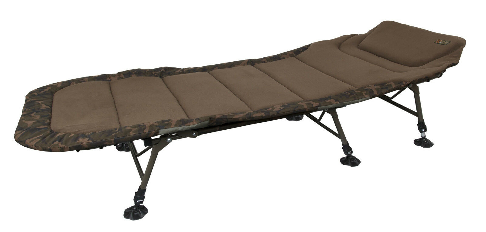 Fox R-series camo bedchair tumbona angel tumbona karpfenliege bed Chair