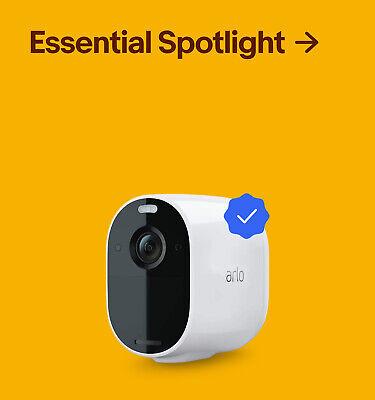 Essential spotlight camera