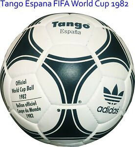 buying new new images of great prices Details about Tango Espana 1982 Adidas Modern Re-Issue Leather  Ball-Soccerball Size 5
