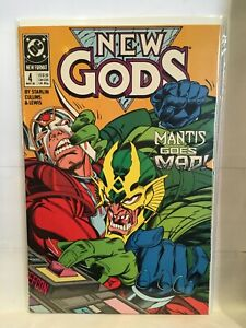 New-Gods-Vol-3-1989-4-VF-1st-Print-DC-Comics