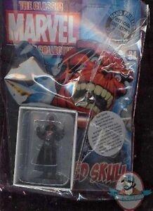 Red-Skull-Eaglemoss-Lead-Figurine-Magazine-34-Marvel
