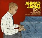 The Legendary 1958 Pershing Lounge & Spotlite Club Performances by Ahmad Jamal Trio/Ahmad Jamal (CD, Feb-2011, 3 Discs, Solar)