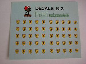 DECALS-KIT-1-43-SCUDETTI-STEMMI-FERRARI-6-X-3-5-DECALS-GENERICA-N-3-GENERICA