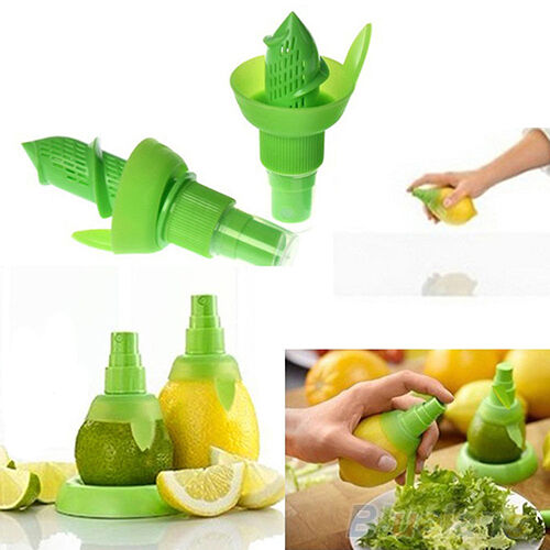 1PCS Creative Juice Juicer Lemon Spray Mist Orange Fruit Gadge Sprayer Kitchen